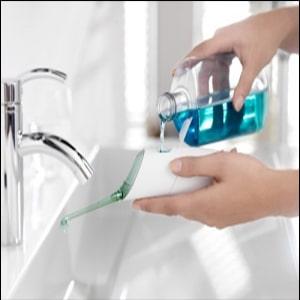 test mundwasser munddusche sinnvoll