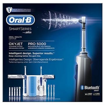 Oral-B HealthCenter mit Munddusche