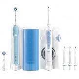 Oral-B WaterJet Elektrische Zahnbürste PRO 700 mit Munddusche